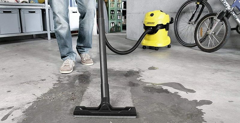 Aspirador Industrial Para Garajes
