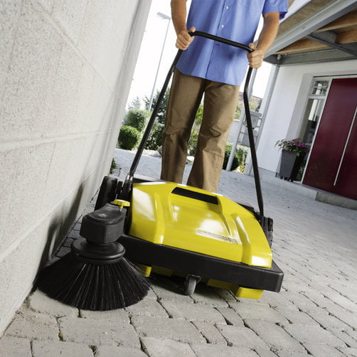 Barredora Karcher S Industrial