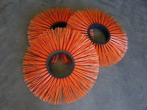Cepillos Para Barredoras Industriales