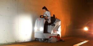 Maquinas Para Limpiar Garajes