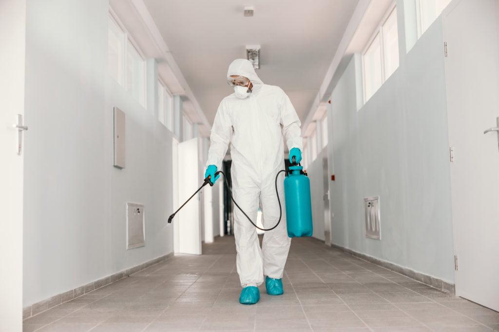 Como funciona Limpieza con Ozono