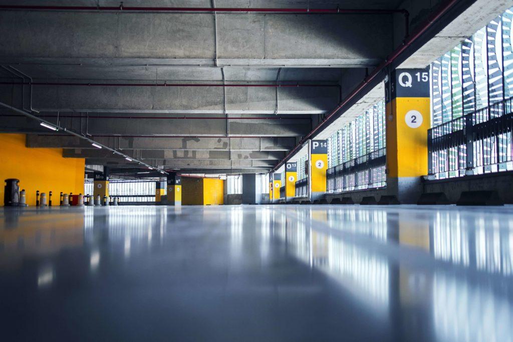 Limpieza Malaga Garajes Y Parkings