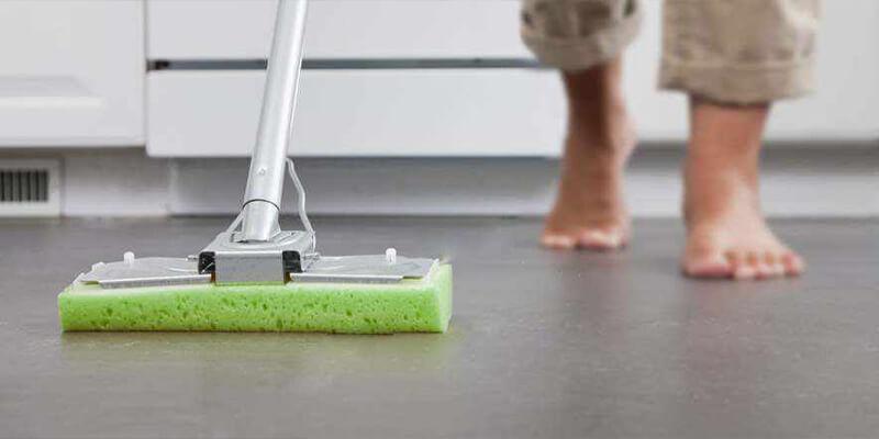 Limpieza De Microcemento