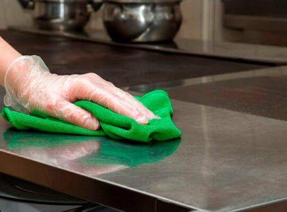 Limpiar El Acero Inoxidable